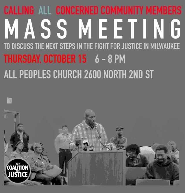 Mass Meeting 1015